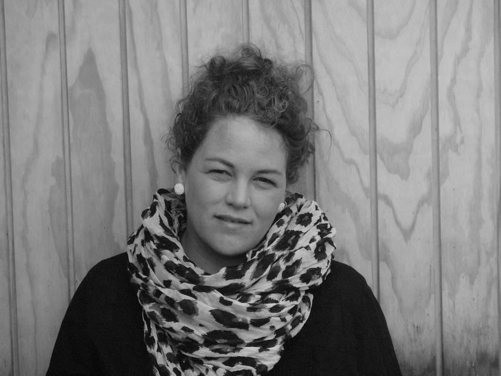 Nachwuchs-Designerin Thora Finnsdottir