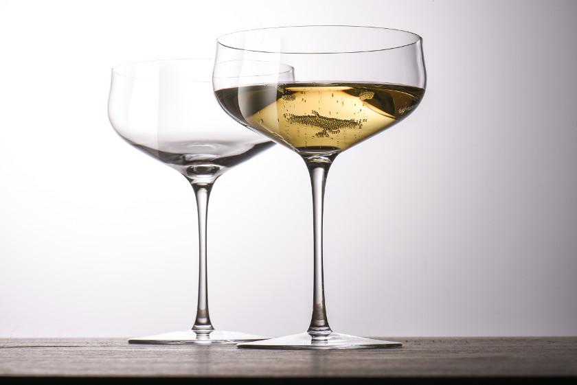 Champagnerschale_Foto Karsten Thormaehlen_ Copyright ZWIESEL KRISTALLGLAS