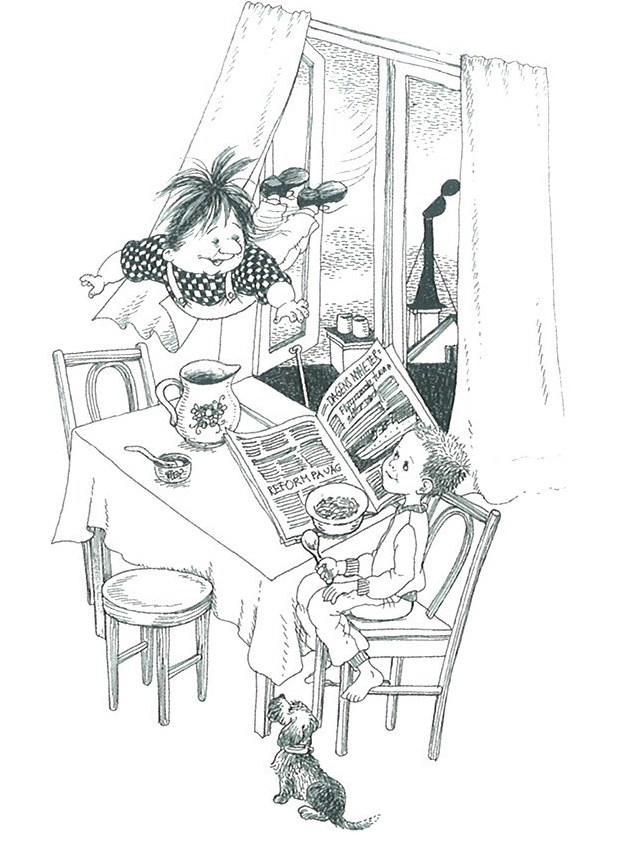 Astrid Lindgrens Illustratorin Ilon Wikland im Interview