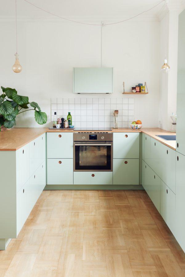 In der Reform-Küche wird für die ganze Familie gekocht.