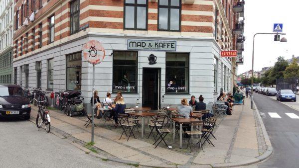 Kaffee in Kopenhagen