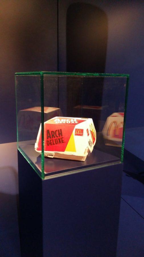 Der Burger für Erwachsene
