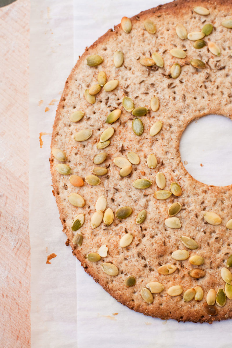 Knackiges Knäckebröd selbermachen