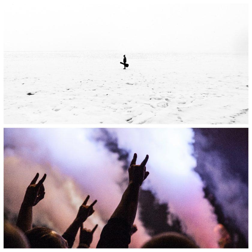 In keinem Land scheint die Dichte an Heavy Metal Bands so hoch, wie in Finnland: Growling gegen die Finsternis.