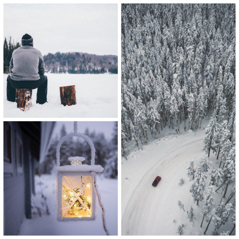Die Winter in Finnland sind lang. Und dunkel. Und ein Paradies für Schneeliebhaber und Naturfreaks.