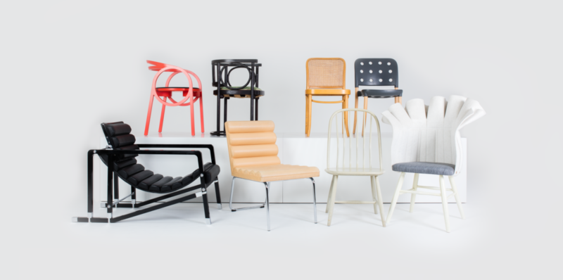 Neues Möbeldesignmuseum in Stockholm eröffnet