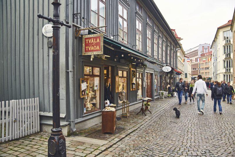 Göteborg ist nachhaltigstes Reiseziel der Welt