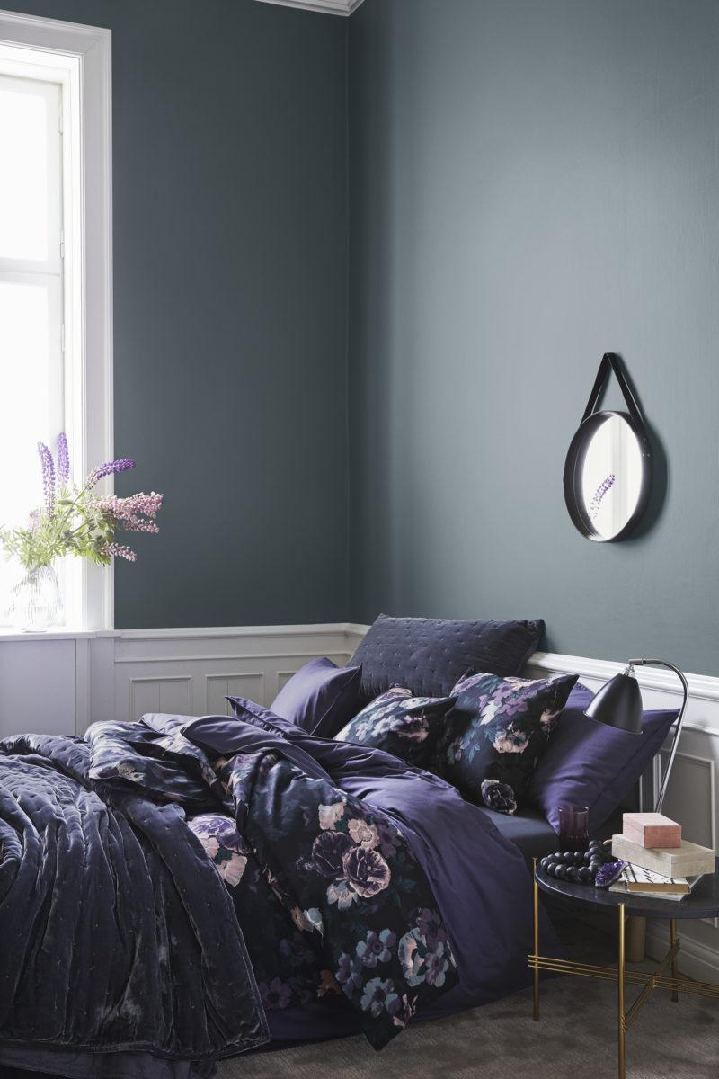 Mut zur Wandfarbe im Schlafzimmer
