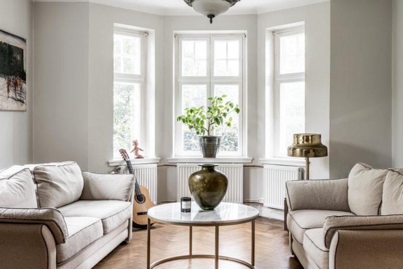 In dieses schwedische Zuhause möchten wir sofort einziehen