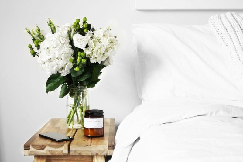 Macht es euch zuhause gemütlich mit frischen Blumen