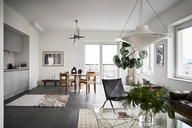 Wohnen über den Dächern von Stockholm