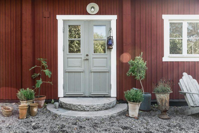Liebevoll restauriertes Häuschen in den Stockholmer Schären