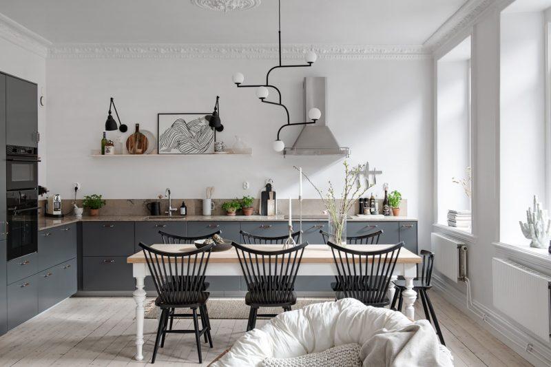Skandinavischer Wohntraum in Göteborg
