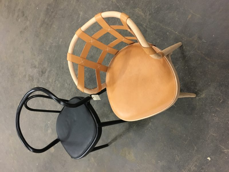Wie entsteht eigentlich ein Stuhl?