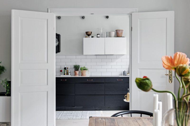 Kleine Wohnung – großer  Skandi-Traum