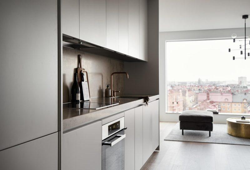 Zehn tolle Wohnküchen im skandinavischen Style