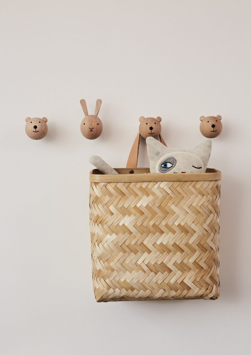 Süße Ideen für mehr Ordnung im Kinderzimmer