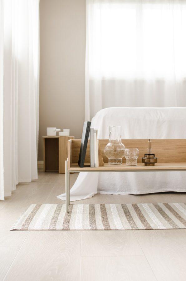 Beige Sand Ocker natürliche Farbtöne fürs Wohnzimmer