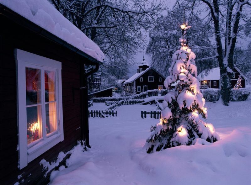 Weihnachten feiern wie in Schweden