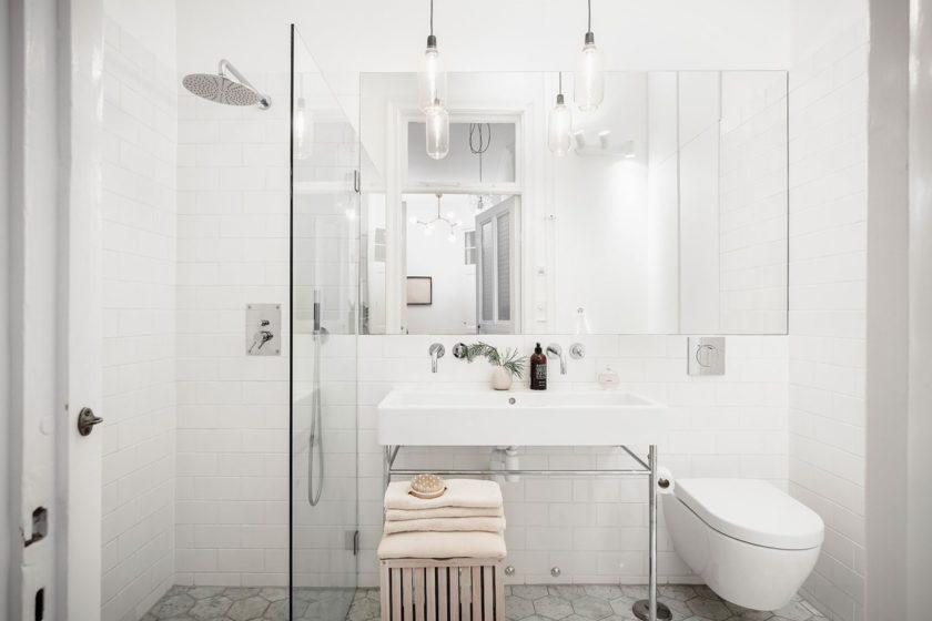 Badezimmer schwedisch einrichten