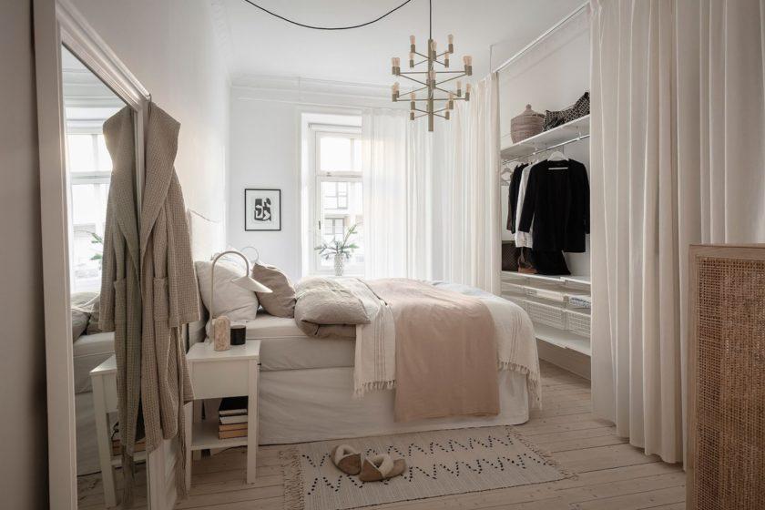 Schlafzimmer schwedisch einrichten