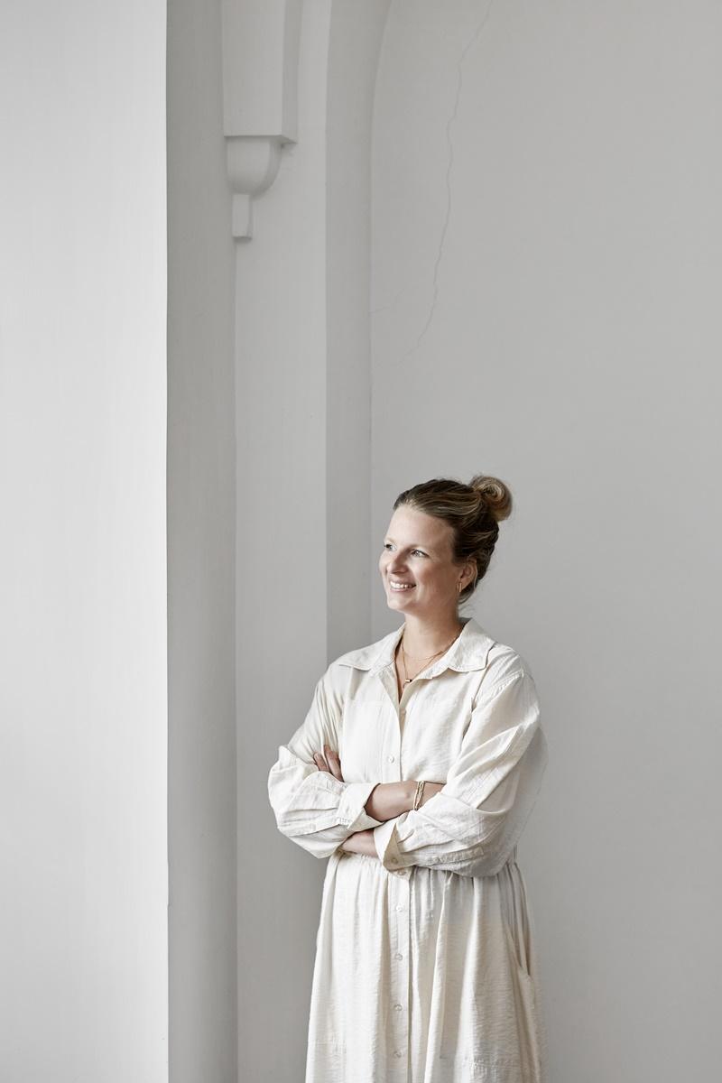 Die dänische Designerin Kristina Dam im Interview