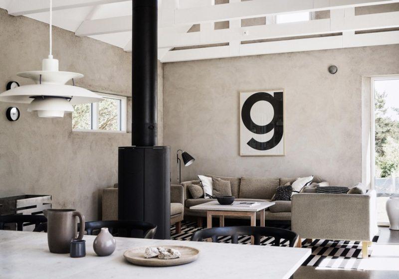 So richtest du dein Wohnzimmer skandinavisch ein