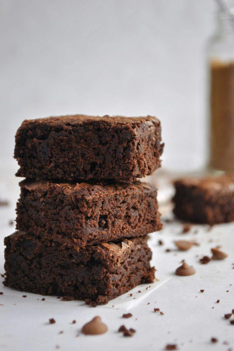 Kladdkaka – Der saftige Schokoladenkuchen aus Schweden