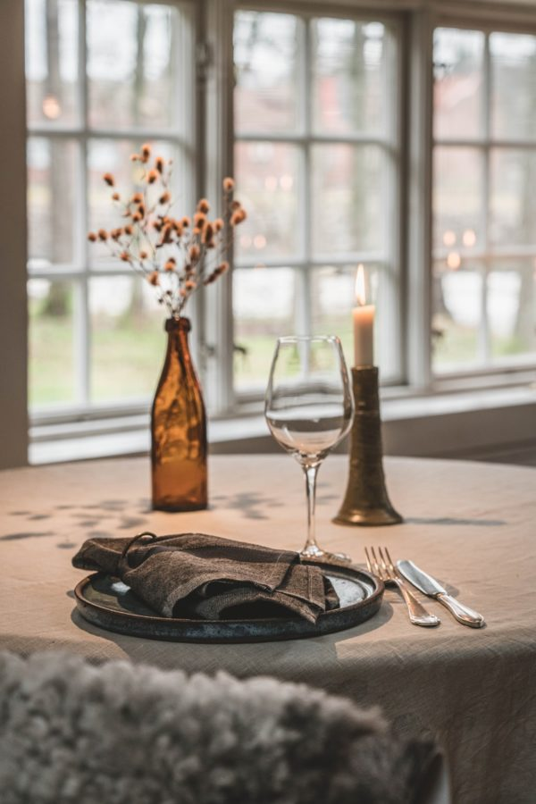 Wohnzimmer-Restaurant Knystaforsen