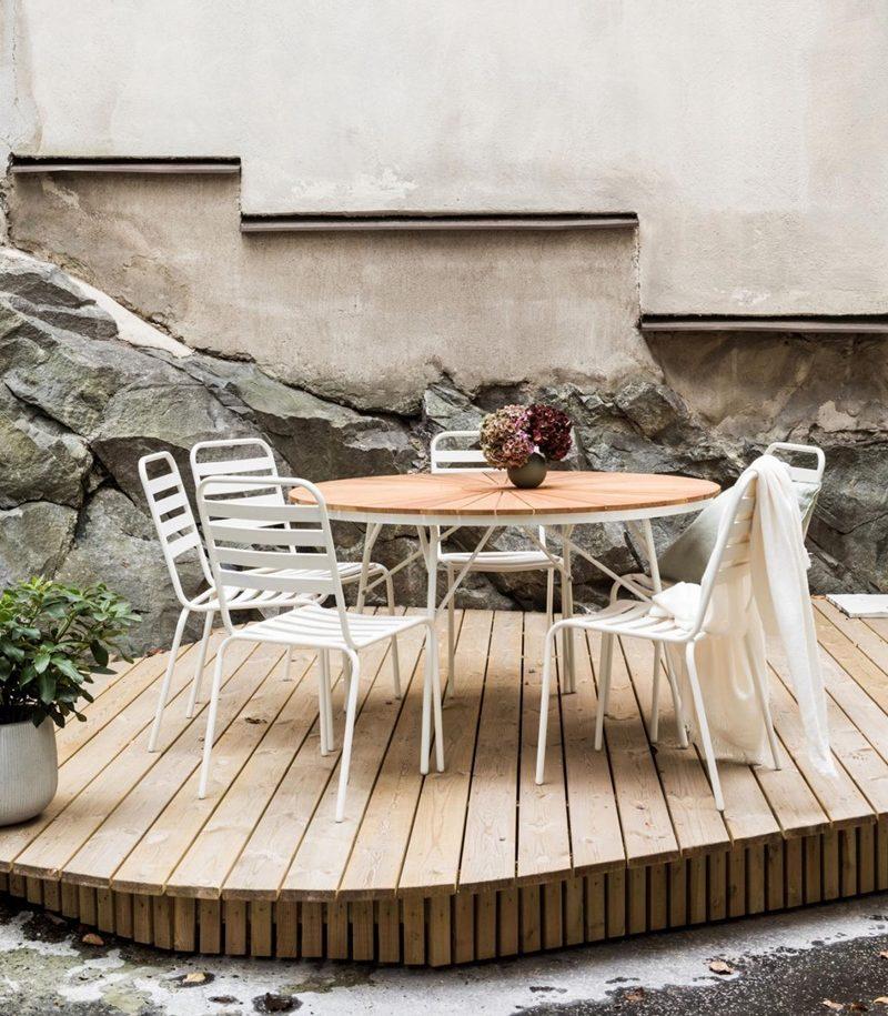 Home-Story: Pastellfarbig Wohnen in Stockholm