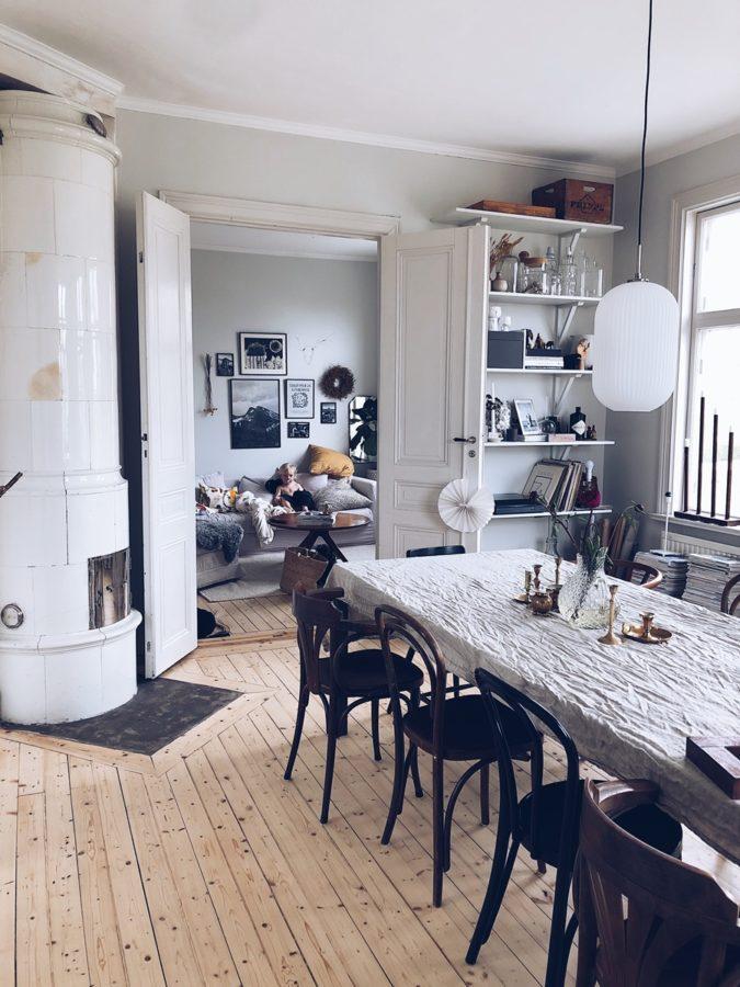 Esszimmer Schwedenhaus