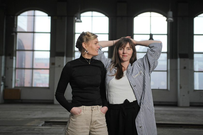 Karin und Kajsa von Formgivarpodden (The Designer Podcast) (Foto: Joen Bergenrud)